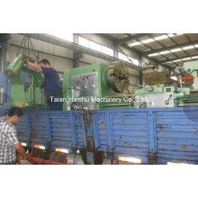 Máquina roscadora Q245 Máquina de torno de roscas de tubos