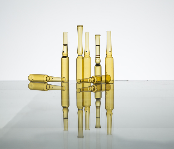 Amber Ampoules