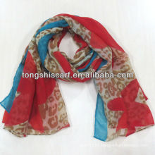 2013 fashion printed scarf