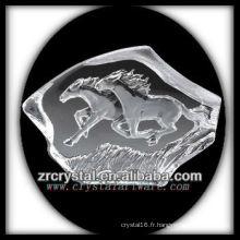 K9 Cristal Intaglio de Moule S001