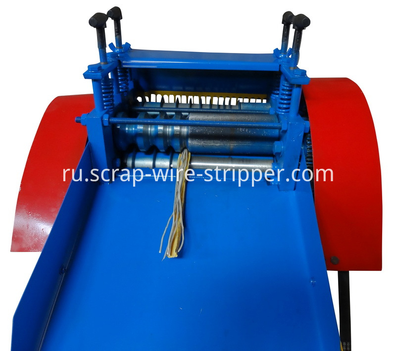 electric wire cutting machine