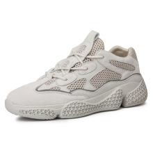 zapatillas deportivas para hombre personalizadas de malla duradera transpirable