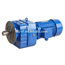 DOFINER R series helical geared motor speed reducer