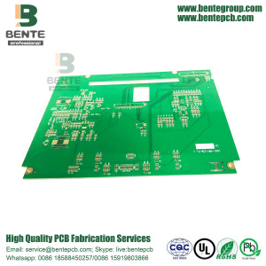 Quickturn PCB By DHL