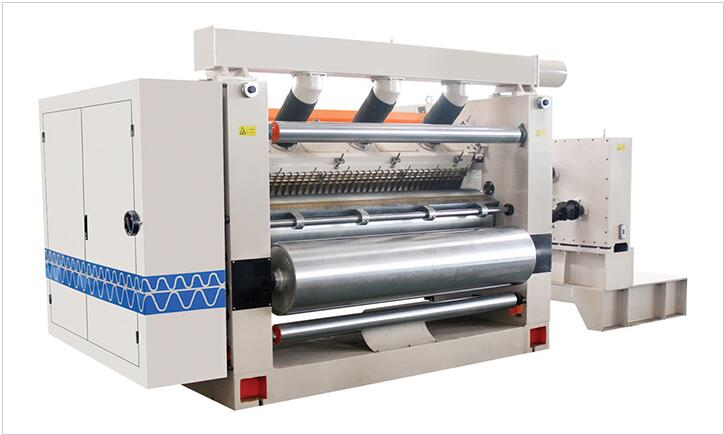 fingerless single facer machine 380