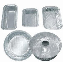 Aluminium-Lebensmittelbehälter