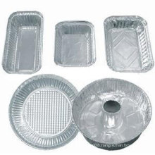 Aluminium food container