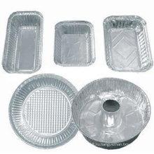 Алюминиевый контейнер для пищевых продуктов