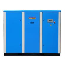 90 kW / 122 PS August Stationärer luftgekühlter Schraubenkompressor