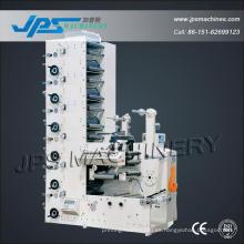 Máquina de impresión flexográfica automática de la etiqueta del Flexo (máquina de la impresora)