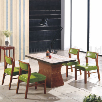 China Solid Wood Restaurant Italien Chaises for Sale (SP-EC660)