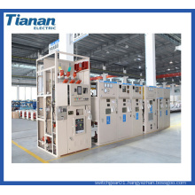 Metal-Clad Modular Switchgear Compact Switchgear, High Voltage Electrical Switch Power Distribution Cabinet Switchgear with Circuit Breaker