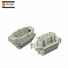 Rectangular encoder plug Micro Motor Connector