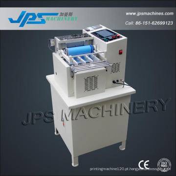 Jps-160A Algodão Cinto, Cor Cinto, Nylon Belt Strip Cutter Machine