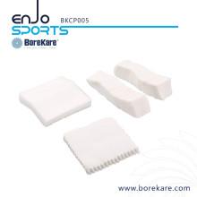 """Borekare 100 Pak 100% coton flanelle nettoyage patches / nettoyeur - 3 """"pour Shotgun"""