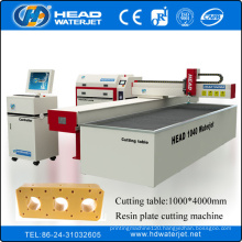 CE ISO water machine NEW condition Resin plate cutting machine