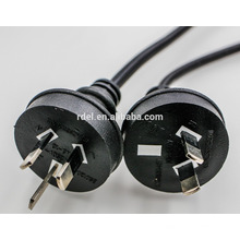 Australia Plug with SAA Approval power cord