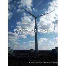 générateur de vent pour le rendement élevé 200kW fixer prix