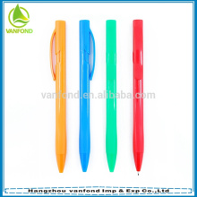 2015 barato recargable promocional bolígrafo con impresión de logotipo
