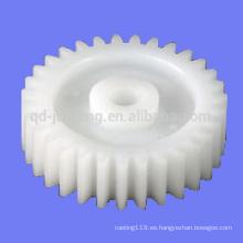 Engranaje de plástico de precisión personalizado