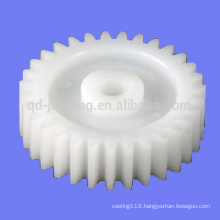 Customized precision plastic gear