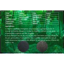 Fertilisant organique d'extrait d'algue soluble à 100%