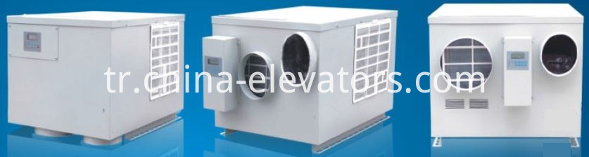 60Hz Elevator Air Conditioner Refrigerant R410A