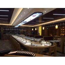 Stable Performance Rotary Sushi Conveyor Belt