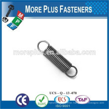 Made IN TAIWAN high qualiy metal spring small spring tension spring