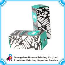 Art paper packaging box for eyelash