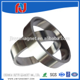 N35 Permanent Strong Ring Magnet Black Ni/Ni coated