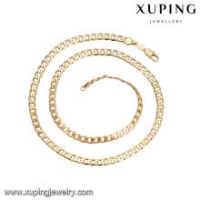 43584-haut de gamme bijoux de mode collier en or 18k serpent