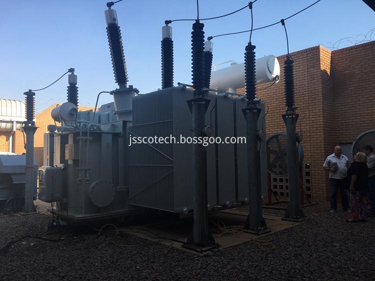 20MVA power transformer