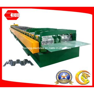 Yx75-900 Hydraulische Stahl Bodenbelag Maschine
