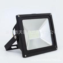 Fundición de aluminio 100W 2835 LED Flood Light