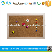 New Wooden Frame Corkboard 30*40cm