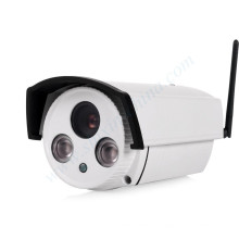 Waterproof Outdoor HD Megapixel Box IP WiFi Camera (IP-8807HW)