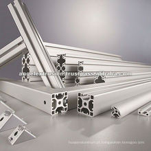 Perfil de alumínio para peça de maquinário