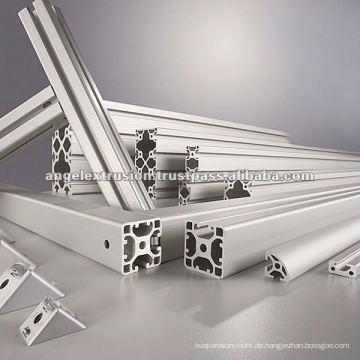 Aluminiumprofil für Maschinenteile