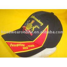 Chapeau personnalisé 100% coton avec broderie