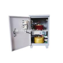 AKSDQ TND 220V 10KVA AVR Haushalt Hochpräzise einphasigen automatischen Spannungsstabilisator