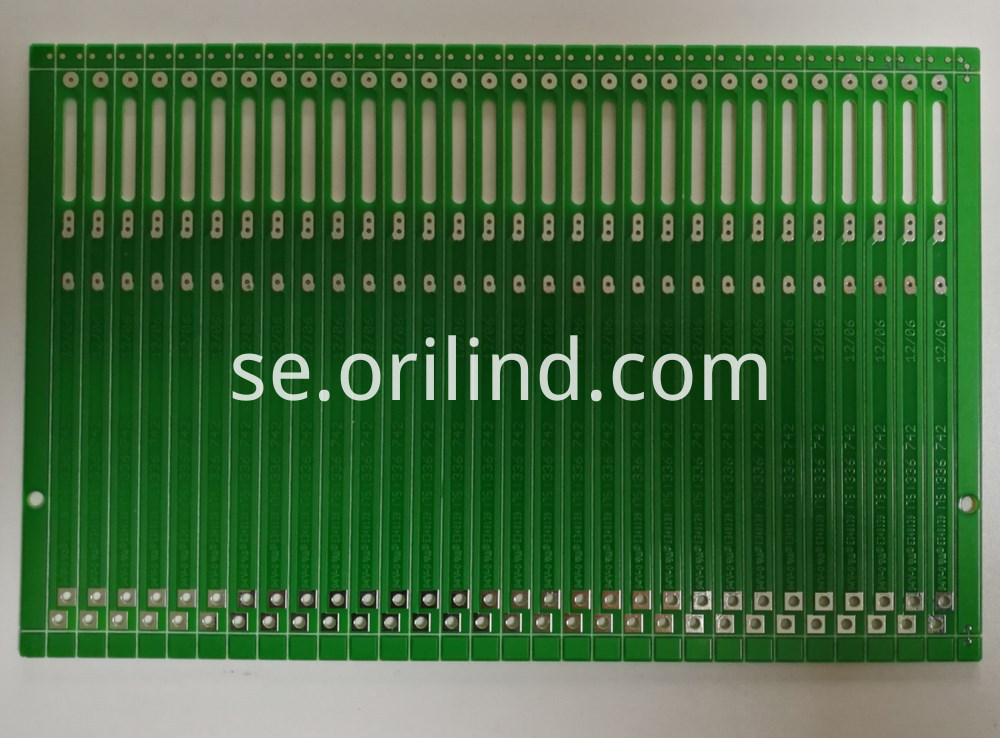 Single side circuit board
