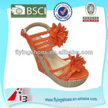 [Venta caliente] 2014 nuevos zapatos de las mujeres de la manera del estilo