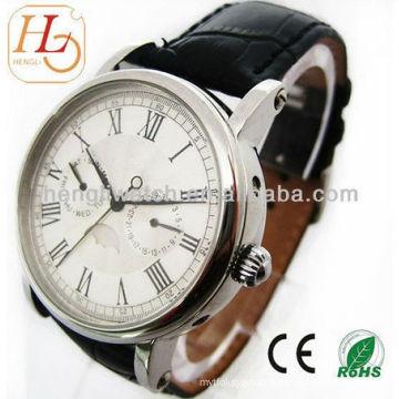 2016 Fashion Automatic Watch, Genuine Leather Watch (JA15006)