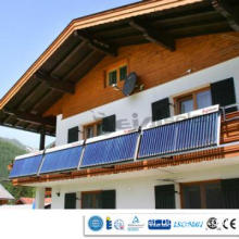 Balcony Solar Water Heater for Villa and High Building