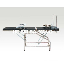 (A-181) Delivery Bed for Women with Stainless Steel
