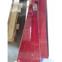 1860X189X15mm Sapelli bois de revêtement de sol en bois UV peinture