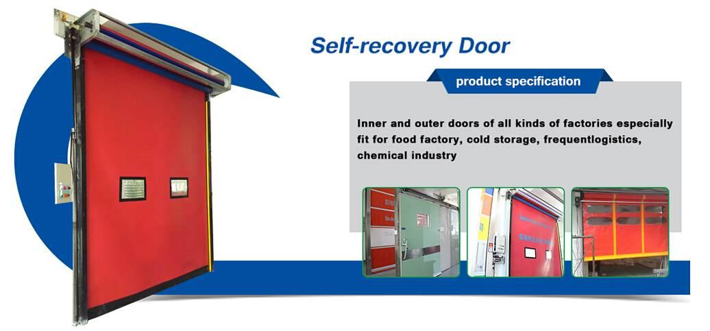 Self Recovery Door