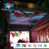 Shenzhen TOPLED hot sale product indoor p4 led display for video play