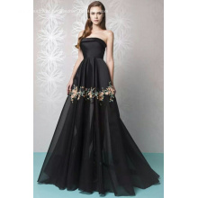 Vestido de noiva sem alças, vestido de noiva sereia
